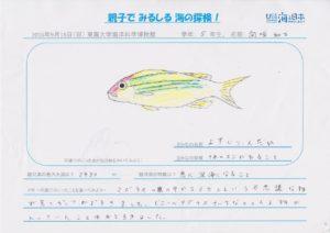 向坂 和士(5年 男)-01