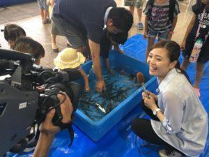 海と日本PROJECT「うれsea たのsea はまなこshow」2