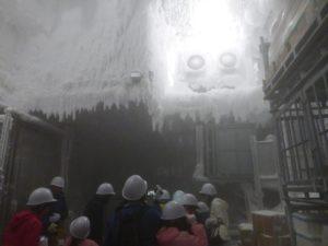 ‐60℃の世界を体験